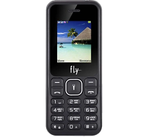 Телефон Fly FF190 Black